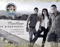 Campaña Fundación MAVID. Nosotros te proponemos