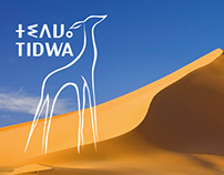 New Logo for TIDWA Travel & Tours
