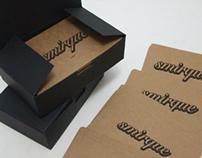 Smirque Branding & Artwork