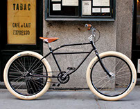 Dutch Master Custom Bicycle