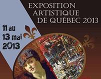 Affiche Musée des Beaux-Arts du Québec