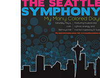 The Seattle Symphony Poster
