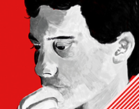 Ayrton Senna Digital Painting