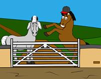 Of C'horse