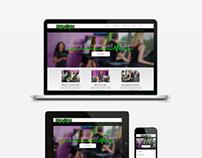 LimeTime Fitness Responsive Website