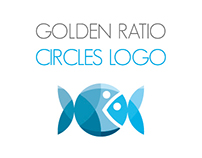 GOLDEN RATIO - CIRCLES LOGO