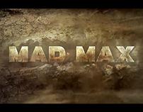 Gaming - Mad Max
