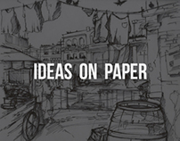 Ideas on Paper