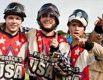 Team USA Paintball Jersey