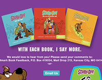 Scooby Doo App - Contact Us