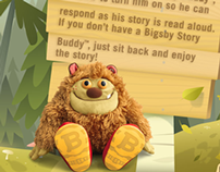 Bigsby Storybuddy App - Instructions