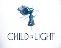 CHILD OF LIGHT - Art Direction