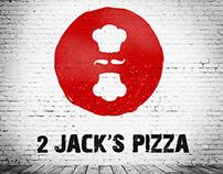 2 Jack's Pizza Logo Rebrand