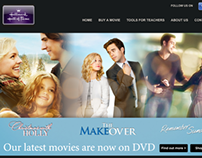 Hallmark Hall of Fame Microsite