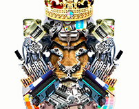 The Lion King Machine
