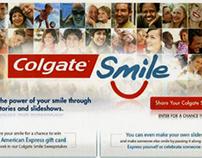 Colgate Smile Web App
