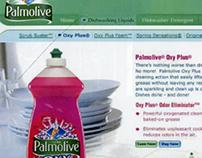 Palmolive Website