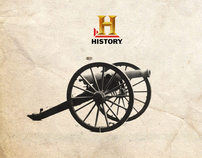 CIVIL WAR CHALLENGE - HISTORY CHANNEL