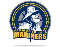Yarmouth Jr A Mariners Logo & Branding