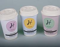 Heaven Chocolate Milk Packaging