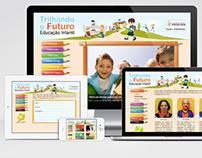 Web site Trilhando o Futuro