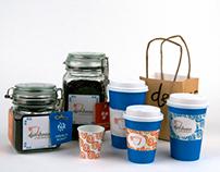 Coffee and Ice Cream Brand: Demitasse Creamery