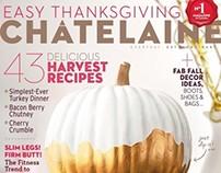 Chatelaine Magazine Editorial