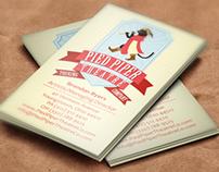 Pied Piper Touring Theatre Company: Branding