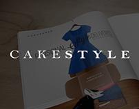 Cakestyle - Print Ad Process