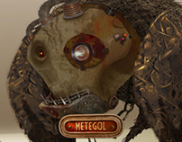 Metegol / Monsters Character Design