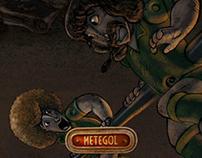 Metegol / Concept Art & Background Design
