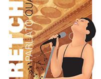Folly Theater - Gretchen Parlato Quartet