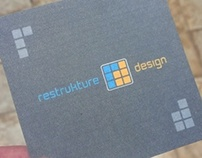 Business Card - Restrukture Design