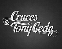 Logotipo Cruces & Tony Gedz