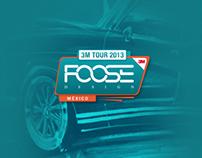 3M FOOSE TOUR 2013