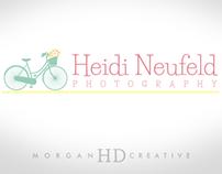 Heidi Neufeld Photograhy: Logo Design
