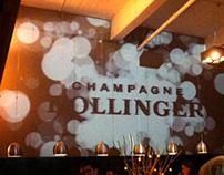 Champagne Bollinger cocktail at Casa Biko