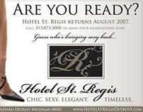 Hotel St. Regis Detroit
