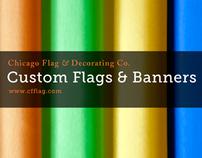 Chicago Flag Company Custom Catalog