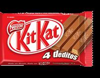 Kit Kat Deditos