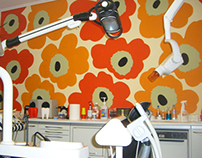 Colorful Dental Office in Athens - Interior Decoration
