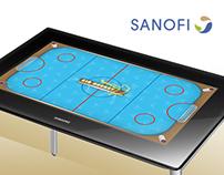 Air Hockey pour table SUR 40