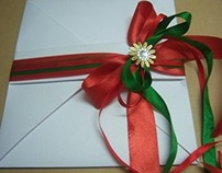 Custom Made Handmade Paper Envelopes