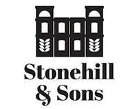 Stonehill & Sons Flour Tin