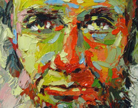Emotional Expression Portrait 2