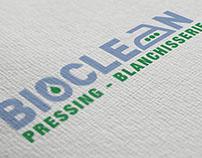 Création du logotype Bioclean