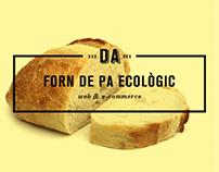 DA forn de pa ecològic