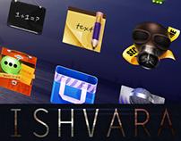 ISHVARA-Theme for Muse UI