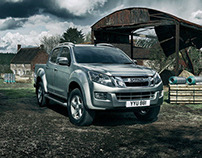 Isuzu D-Max Launch