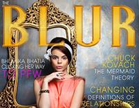 Blur Magzine